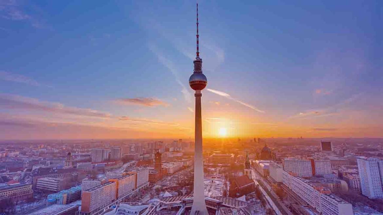 Berlin-Mach Urlaub zu Hause