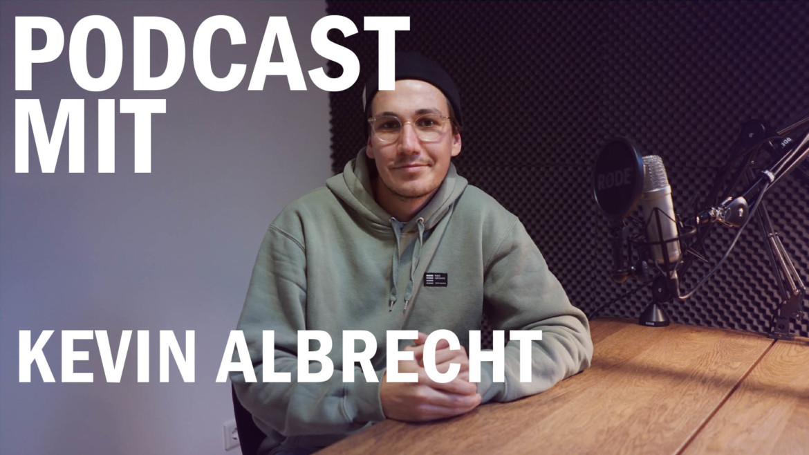 Kevin Albrecht – From passionate TV watcher to recognised comedy writer