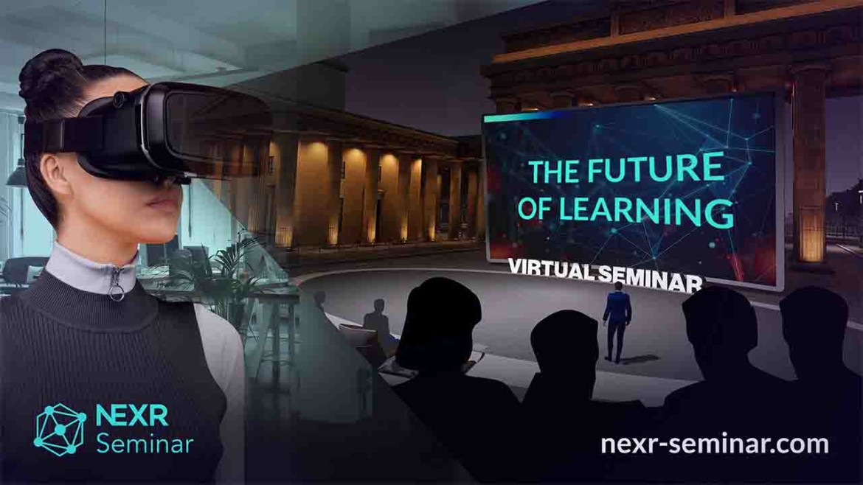 NeXR Seminar – virtual Seminar