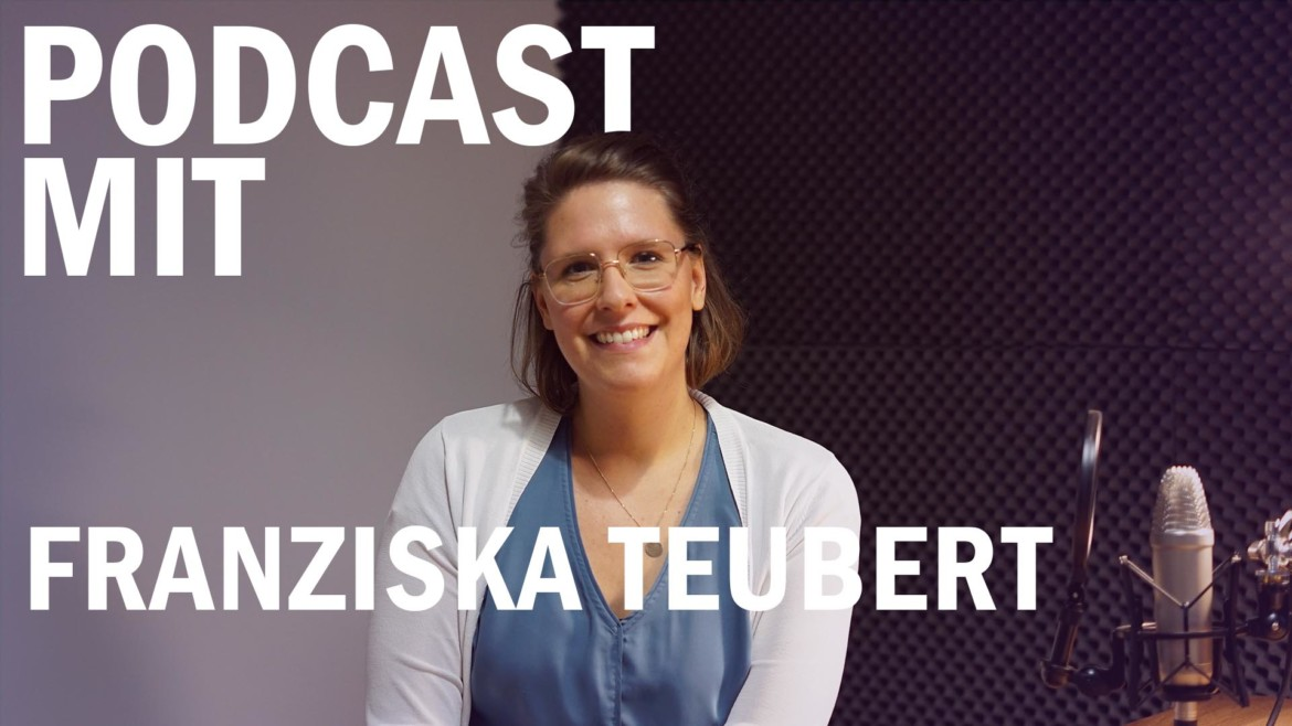 "Franziska Teubert ""Founding – Failing – Founding"" and the innovative power of startups"