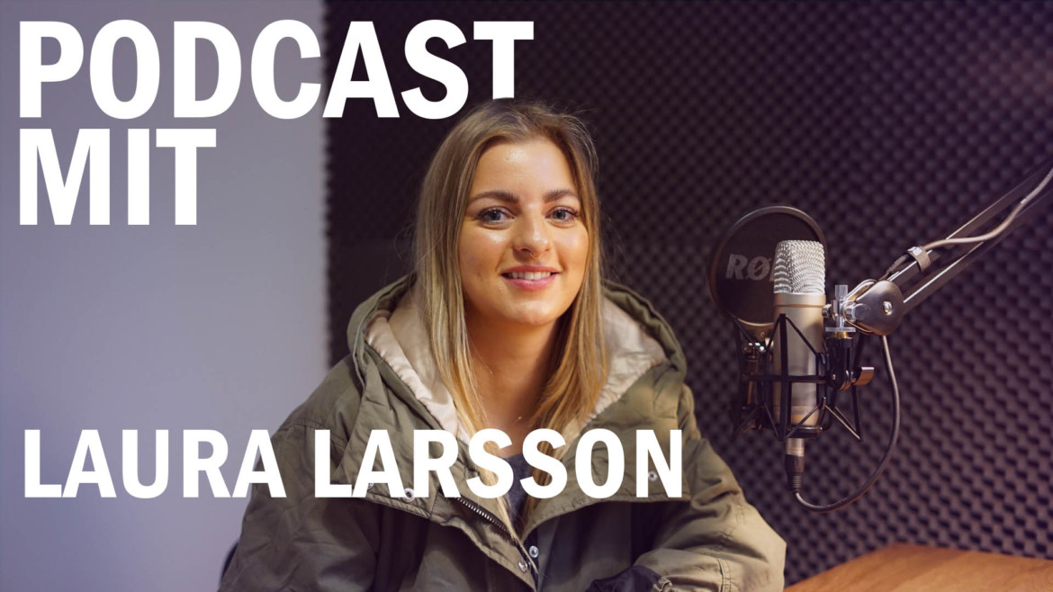 Laura Larsson – How Herrengedeck-Der Podcast became a success story