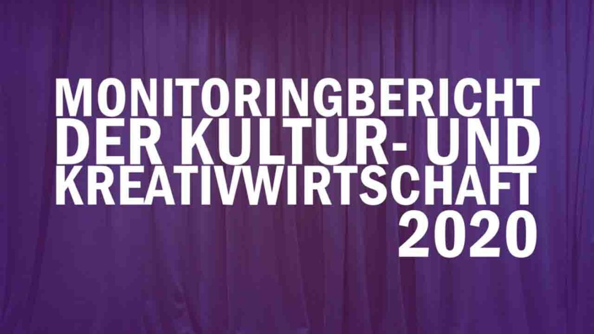 Monitoring Report 2020 Cultural and Creative Industry (Germany) – Comacon summerizes