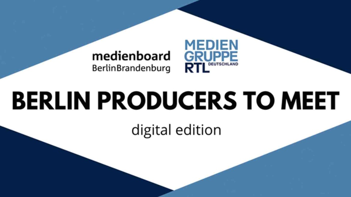 Berlin Producers To Meet