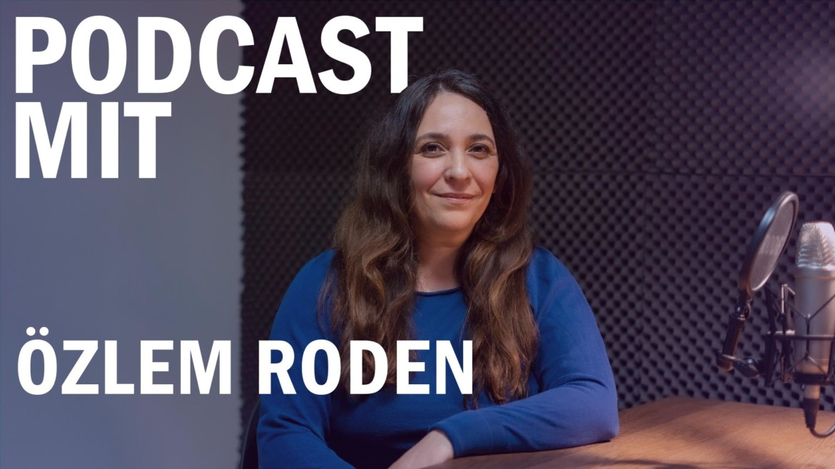 Özlem Roden – How to turn creative passion into a profession