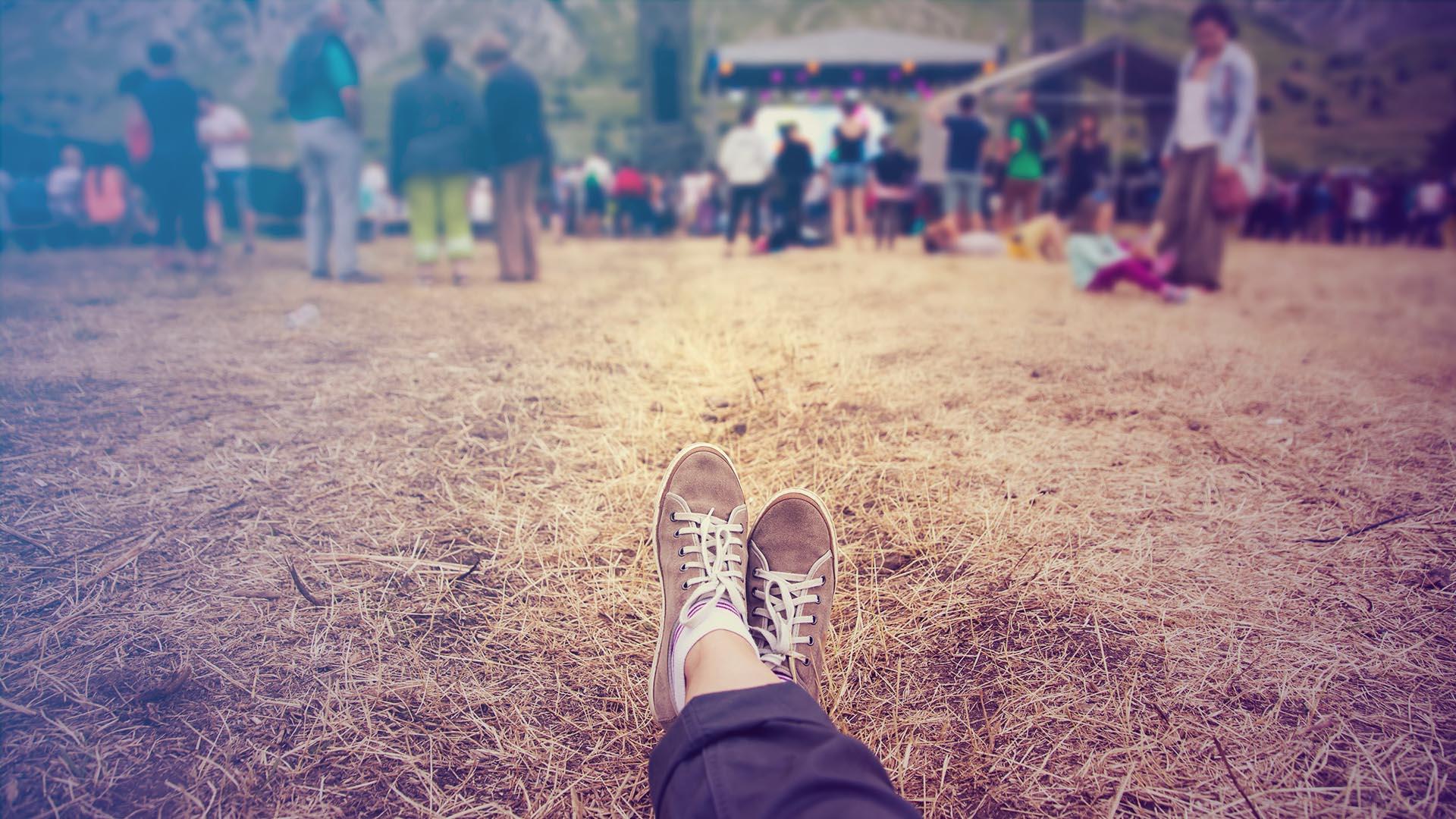 """Small"" Wacken festival in the fall"