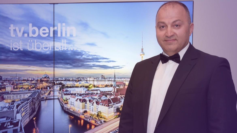 CCF 21: TV.Berlin – Interview mit Chefredakteur Dursun Yigit