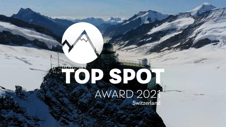 Top Spot Award 2021 – Die Schweiz in 100 Sekunden