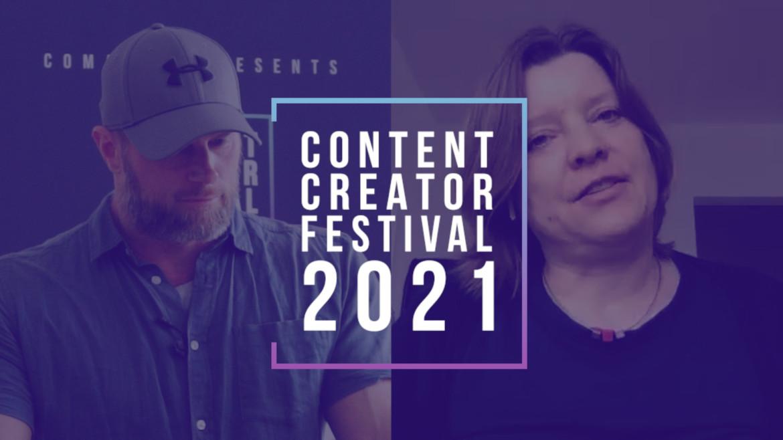 """CCF 21: FMD & Dr. Marie Elisabeth Müller – Talk zu """"Social Storytelling"""""""