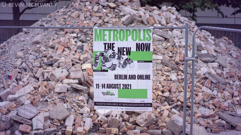 """Berlin questions 2021 – Konferenz für ein """"New Now"""""""